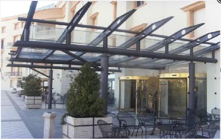 FOTO INGRESSO HOTEL GRAN PARADISO